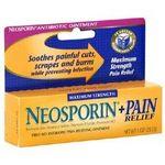 Neosporin Plus Pain Relief Maximum Strength Antibiotic/Pain Relieving Ointment