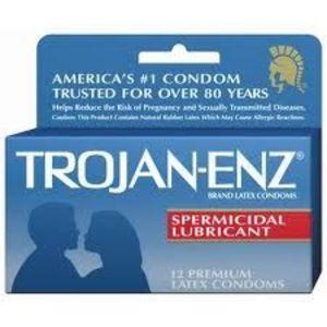 Trojan Spermicidal Condoms