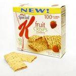 Kellogg's - Special K Fruit Crisps