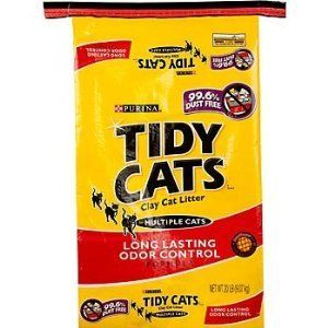 Tidy Cats Multiple Cats Clay Cat Litter