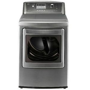 LG 7.4 cu. ft. Steam Electric Dryer