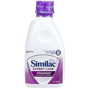 Similac Expert Care Alimentum Ready-To-Feed Baby Formula