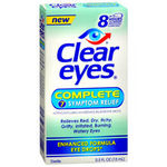 Clear Eyes 7 Symptom Relief