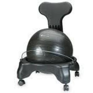 Gaiam Balance Ball Chair System