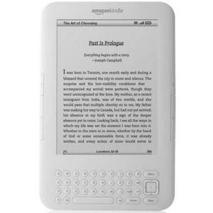 Amazon Kindle 3 (3G and Wi-Fi)