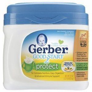 Gerber Good Start Protect Formula
