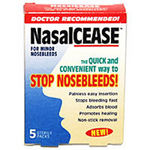 CATALINA HEALTHCARE Nasalcease for Nosebleeds