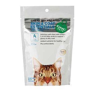 GNC Ultra Mega Multivitamin Plus For Cats