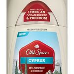 Old Spice Fresh Collection Cyprus