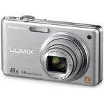 Panasonic - Lumix DMC-FH20 Digital Camera