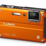 Panasonic LUMIX Digital Camera DMC-TS2