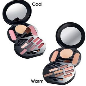 Avon Perfect Look Color Palette (Cool)