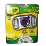 Crayola 5.1 MP Digital Camera