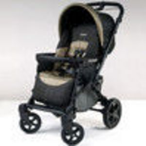 Peg Perego UNO Carriage Stroller - Moka
