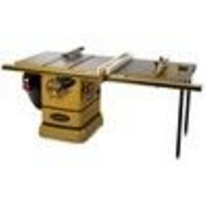 """Powermatic 3HP 1Ph - 10"""" Table Saw with 50"""" Fence & Router Lift - 1792001K"""
