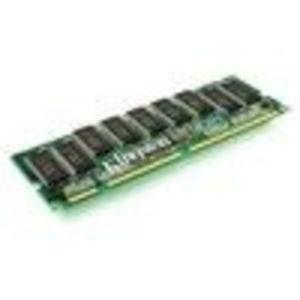 Kingston - Memory - - DIMM 240-pin - DDR II - 400 MHz / PC2-3200 - CL3 - 1.8 V - unbuffered - n... 1 GB DDR2 RAM (KTD-DM8400/1G)