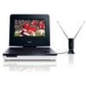 Philips Pet29 7 in. Portable DVD Player