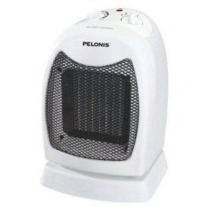 Pelonis Portable Oscillating Ceramic Heater