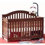 europa baby Palisades Lifetime Convertible Crib
