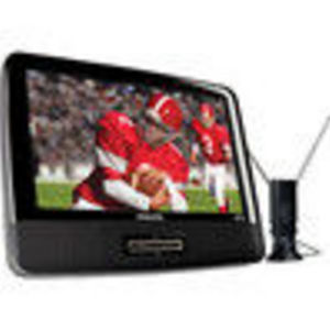 Philips PVD900/37 9 in. Portable TV