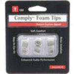 Comply T-100 Standard Foam Tips - 3 Pair Pack Earphone / Headphone