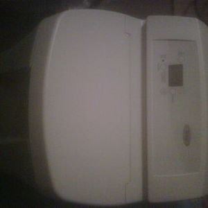 Whirlpool Demand Controlled Water Softener WHES30