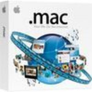 Apple .Mac 4.0 Full Version for Mac (5 User/s) (MA362Z/A)
