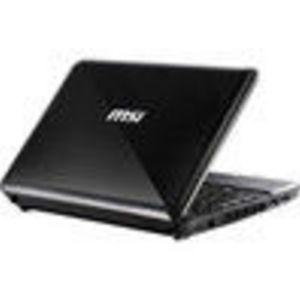 "MSI 10"" U135-205US Netbook PC with Intel Pine Trail Atom N450 Processor & Windows 7 Starter (816909068221)"
