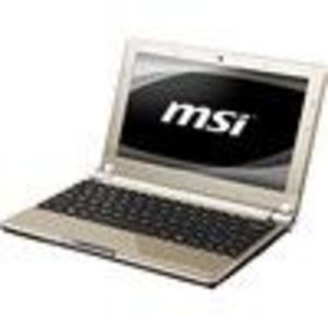 MSI (U160-007US) Netbook