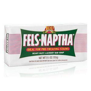 Fels-Naptha Laundry Bar Soap