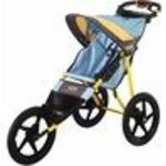 InSTEP RunAround 11-KS128 Jogger Stroller - Teal Blue