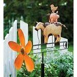 Garden Whirligig (Plow & Hearth)