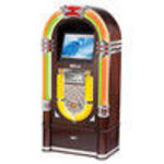 Crosley CR12-DI Audio Shelf System
