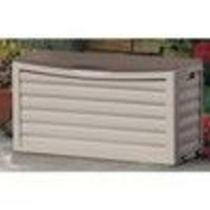 Suncast 63 gallon patio storage box