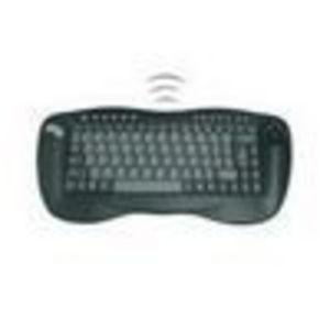Adesso (WKB-3000UB) Wireless Keyboard, Trackball (DHWKB3000UB)
