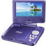 Sylvania SDVD7027 7 in. Portable DVD Player