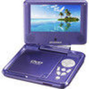 Sylvania SDVD7027 7 in. Portable DVD Player
