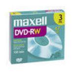 Maxell (635123) 2x DVD-RW Storage Media