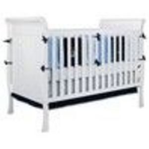 Delta Enterprise Hampton Crib