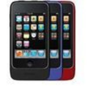 Mophie 1112_JPA-T2-RED Juice Pack Air Case and Rechargeable Battery for iPod Touch 2G,3G - Red