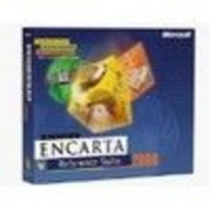 Microsoft Encarta Reference Suite 2000 (CD-ROM) for PC, Sun