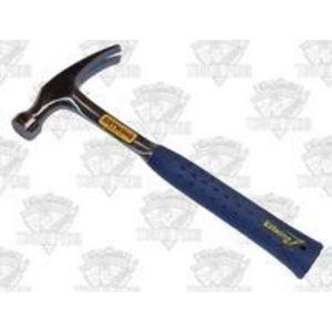 Estwing 16 oz Rip Claw Hammer, Vinyl Grip Solid Steel Handle, F