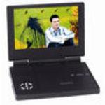 Audiovox D1817 Portable DVD Player