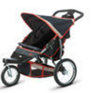 InSTEP Mall Cruiser Double KS288 Jogger Stroller