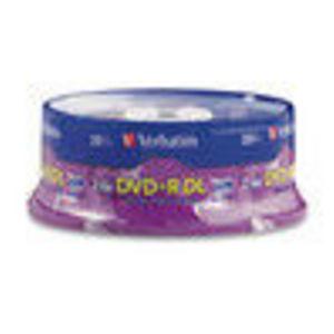 Verbatim (023942953104) 2.4x DVD+R Dual-Layer Spindle (20 Pack)