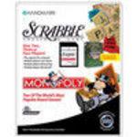 Palm Scrabble/Monopoly