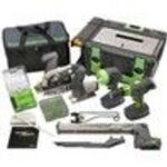 Sears POWER8 Workshop WS1 Full Workshop-in-One Armored Case