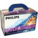 Philips DM4S6U02C/17 DVD-R - , 16X,Box Media (200 Pack)