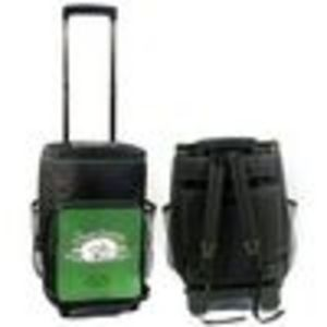 John Deere convertible backpack rolling cooler - Plow Company (John Deere)