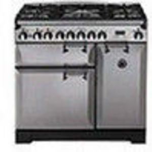 AGA Legacy ALD36SS Dual Fuel (Electric and Gas) Range